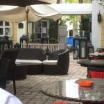 Garden Bar & Grill, Miami Beach, Miami, Florida