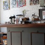 Beautiful cafe, great vibe