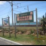 Entrance sign to Dalebrook Tidal Pool