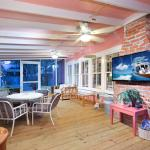 Stay at our Pink Octopus Shack