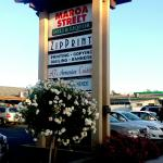 The restaurant is tucked away in a small, unassuming strip mall on Shaw & Maroa.