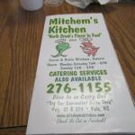 Φωτογραφία: Mitchem's Kitchen