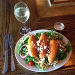 Buffalo Chicken Tenders Salad