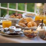 Frühstücksbuffet- Buffet prima colazione