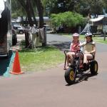 great bikes for hire in the Caravan Park