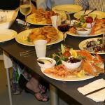 Grunske's seafood restaurant in Bunderberg, QLD