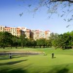 Marriott Manila facing Villamor Golf Course