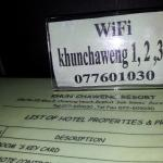 Khun Chaweng Resort Resmi