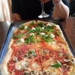 Great pizza!!!!! So yummy and I'll defo go again.