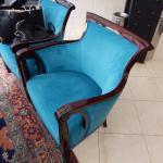 Hermosos sillones del Lobby. Comodísimos !!!!!