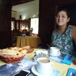 Desayunando con la bruja de mi mujer..!!!