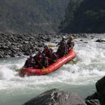 Activities - Rafting on the Ganges