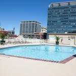 Seasonal Outdoor Rooftop Pool