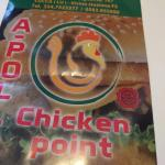 A Pollo Chicken Point