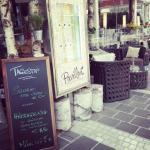 Sternad's Restaurant Pavillon Foto