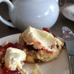 Clotted cream!