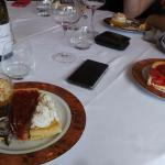 Les desserts dans nos assiettes