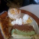 La encore les desserts