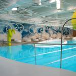 piscina della SPA.