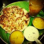 South India special menu