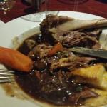 Lamb Oso buco