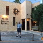 Barrio Latino Hotel Resmi