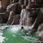gorgeous pool area.