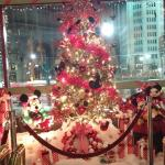 Holiday displays - to be auctioned off for charity