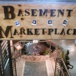 Find your way to the Marketplace in the basement. It's the adventure to find this Bar-B-Q.