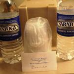 Complimentary Waters!