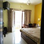 Executive double bed room (With Verandah)