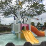 little kids water park