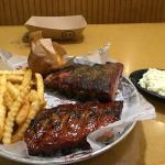 Good old American BBQ. Awesome