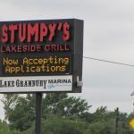 Great location - good food