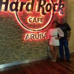 Foto de Hard Rock Cafe Aruba