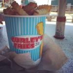 Foto di Curley's Fries