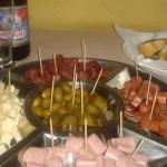 Para disfrutar de una agradable velada, un delicioso picado Julio Cesar!!!