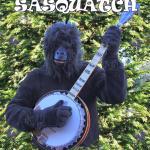 Sasquatch Convention book.