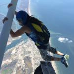 Skydive South Texas on Mustang Island Foto