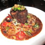 Short Rib, Citrus Restaurant, Santana Row, San Jose, CA