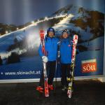 Austrias largest nightskiing, snowboarding and tobogganing area.