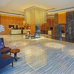 Holiday Inn Lobby