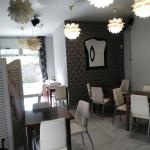 Restaurante Época café lounge