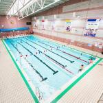 Our amazing training pool
