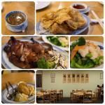 Dinner at Ming , Te Anau