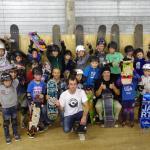 Sortie au Sammy Skateclub
