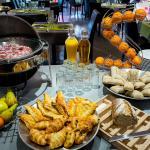 Buffet Petit Déjeuner dans notre restaurant Le Labo