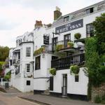 The white swan is a land mark for pubs try it and you wont be disapointed a lot of history