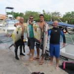 Spearfishing Playa del Carmen Photo