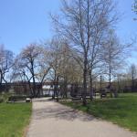 Mortensen Riverfront Plaza Foto